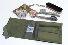 GENUINE DUTCH ARMY BOOT CLEANING KIT & SEWING KIT