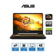 """ASUS TUF Gaming FX505DV 15.6"""" FHD Laptop para Juegos AMD Ryzen 7, 16GB Ram, 512GB SSD"""