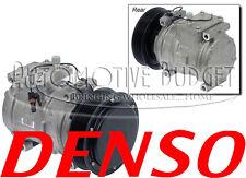 A/C Compressor w/Clutch for John Deere - 10PA17C 8GR 24v - NEW OEM