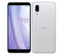 SIM FREE Japan Smartphone au SHARP AQUOS sense3 basic SHV48 Silver
