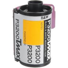 1 x  Roll  KODAK TMAX  P3200  B&W NEG FILM--35mm/36 exps--FRESH--expiry: 10/2019