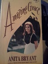 Amazing Grace by Anita Bryant (1974, Paperback)