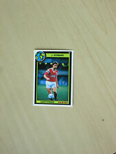 SIVEBAEK  ASSE SAINT-ETIENNE MONACO Carte official football cards panini 1993