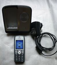 Cisco 7925G Wireless IP Phone with Genuine Cisco Charger, Power Plug, Battery