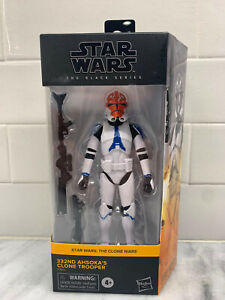 Star Wars The Black Series 332nd Ahsoka's Clone In Hand! Walmart Exclusive