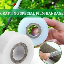 Nastro trasparente biodegradabile per innesto piante da frutto, 2.5 cm x 200 m