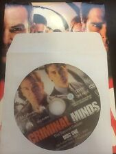 Criminal Minds - Season 2, Disc 1 REPLACEMENT DISC (not full season)