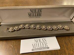 Nolan Miller Flower Bracelet