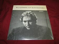 Wladimir Jan Kochanski LP Liszt Paganini J. Strauss Chopin In Shrink Like New