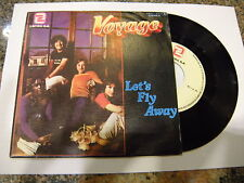Voyage – Let's Fly Away '  7'' MINT SPAIN PRESS