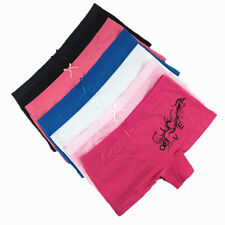 2,6,10 Pack Womens Ladies Sexy Knickers Cotton Soft Boyshorts Boxers Lingerie