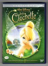 DVD WALT DISNEY ★ LA FEE CLOCHETTE ★ LOSANGE JAUNE N°93