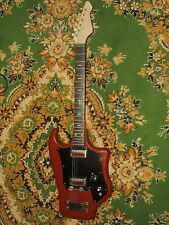 Tonika EGS-650 1974 USSR  Vintage Electric Guitar Soviet Russian