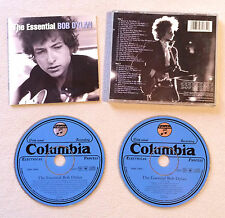 BOB DYLAN - THE ESSENTIAL / DOUBLE CD ALBUM COLUMBIA 5031332
