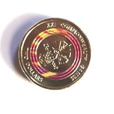 Limited Edition 2018 AUS Rare $2 Dollar Coin unc Commonwealth Games Gold Coast