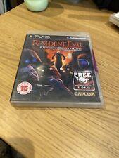 Resident Evil Operación Canalón ciudad PlayStation PS3