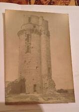 PHOTO ANCIENNE - TOUR DE MONTLHERY JUIN 1938