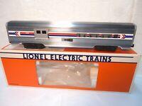 Lionel 6-19101 Amtrak Aluminum Combo Lighted Passenger Car-with originl box-Mint
