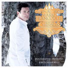 Mario Frangoulis - Tales of Christmas (ORIGINAL NEW CD / GREEK RELEASE)