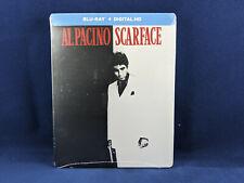 SCARFACE Steelbook Bluray Target Exclusif Al Pacino Pfeiffer **Read / Lire** !