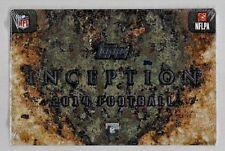 2014 Topps Inception Football Factory Sealed Hobby Box Carr Garoppolo Beckham Jr