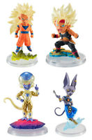 Bandai Dragon Ball Figure Super Z UG Best 01 SS3 Goku Bardock Beerus set 4 pcs