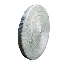 """High Temperature Silica Cloth Woven Tape, 1800F, 1"""" W x 96' L"""