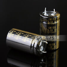 2PCS Nichicon KG Gold Tune 6800UF 35V audio Electrolytic Capacitor 85℃ #E196 YX