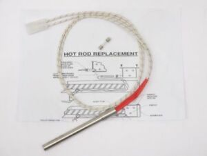 Replacement Igniter for Char-Griller Pellet Grill Fire Rod (9020 / 9040) #551003