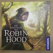Inlay für das Brettspiel Robin Hood aus 2mm Pappe Laserzuschnitt