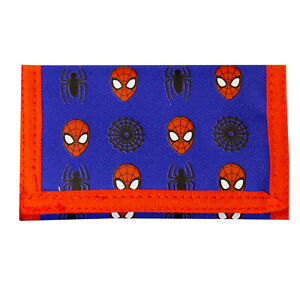 Official Licensed Boys Marvel Spiderman Wallet Purse Disney Store