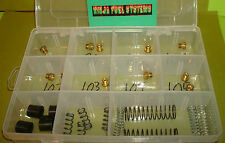 CARTER THERMOQUAD CARBURETOR HIGH PERFORMANCE TUNING KIT JETS & SPRINGS 98-105