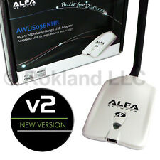 Alfa AWUS036NHR AWUS036NHRv2 Wireless-N Wi-Fi wireless USB adapter No Mount