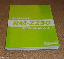 Werkstatthandbuch Suzuki RM - Z 250 Stand 08/2003