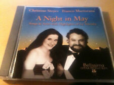 A NIGHT IN MAY Songs & Arias with Highlights of La Traviata Christine Steyer cd