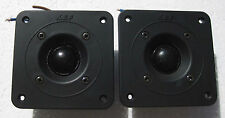 Repair service for dried ferrofluid KEF T 33 tweeter. $50 each! 107,104,102, etc