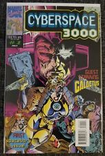 Cyberspace 3000 #1, Marvel Comics 1993