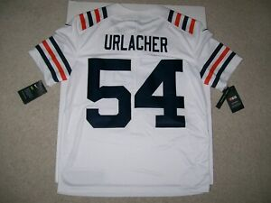 NEW $150 NIKE LARGE BRIAN URLACHER Chicago Bears STITCHED NFL Jersey Throwback