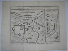 Map Asian Art Prints