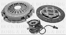New Opel Vauxhall Corsa 1.2 Borg & Beck 3 in 1 Clutch Kit  2000-2007 - HKT1064