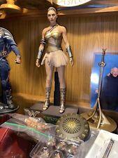 Hot Toys Wonder Woman Training Armor