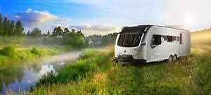 New Twin Axle Caravan 2022 Coachman Laser 650 Rear Island Fixed Bed DUE IN SOON