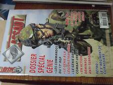 11µµ Revue ASSAUT n°57 Dossier special Genie / BM-21 5e reg Cuirassiers Mexique
