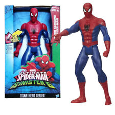 Marvel Ultimate Spider-Man Titan Hero Tech Sinister 6 Word Slinging Talking Toy
