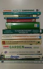 15 Gardening Books: Flowers and Garden Design