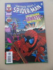 Untold Tales Of Spider-Man 17 . Hawkeye App . Marvel 1997 . VF