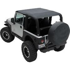 Jeep Wrangler TJ Extended Top 1997-2006 Black Denim Smittybilt 93615