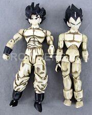Dragon Ball Z DBZ Ulitmate Figure Series 4 SS Vegeta & Vegetto Action Figures 05