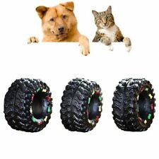 Toys For Small Large Dogs Dog Pet Toy Puppy Playing Training Squeaky Toy Tyre