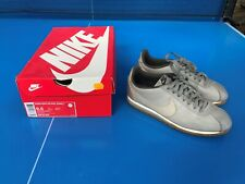 Baskets ORIGINAL NIKE CORTEZ taille 39  GRISE OCCASION BE